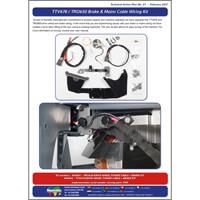 TAP 27 – TTV678 / TRO650 Brake & Mains Cable Wiring Kit