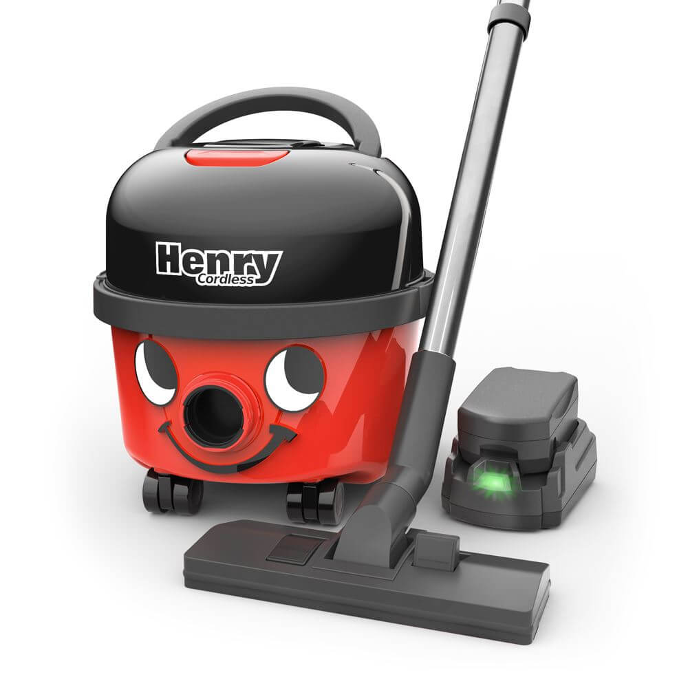 HVB160 Henry Cordless Product Video