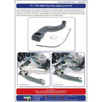 TAP 29 TT / TTB 1840G Fluid Pipe Replacement Kit