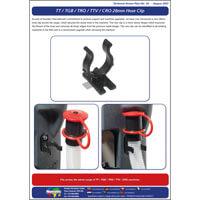 TAP 34 TT / TGB / TRO / TTV / CRO 28mm Hose Clip