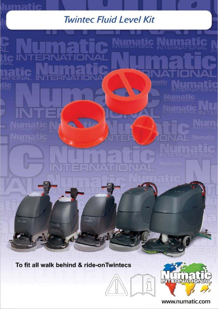 Twintec fluid level indicator kit